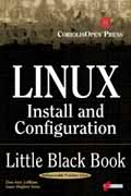 LINUX Install and Config Little Black Book